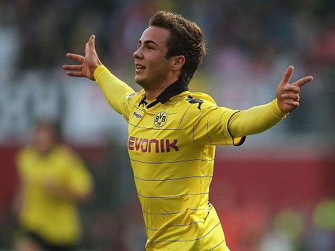 Goetze: move to Barcelona is my dream