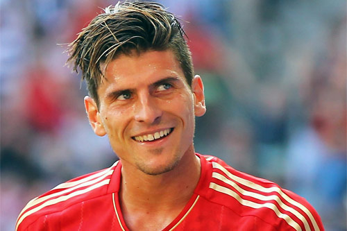 Mario Gomez stays at Bayern Munich