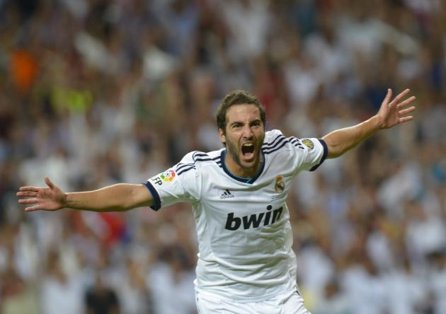 Arsenal set to launch bid for Real Madrid Higuain within few days