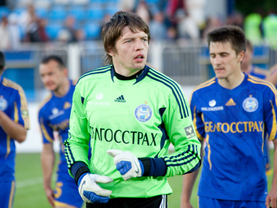 Андрей Горбунов: «Впервые вышел на поле «Динамо-Юни» в форме БАТЭ»
