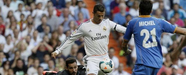 Испанская Ла лига. «Реал» одолел «Хетафе»