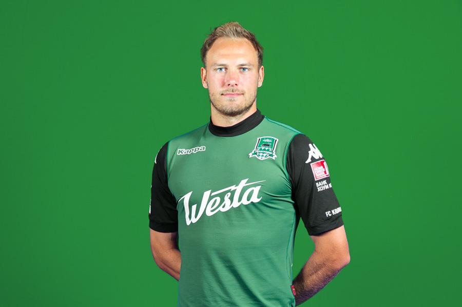 Защитник сборной Швеции Андреас Гранквист перешел в «Краснодар»