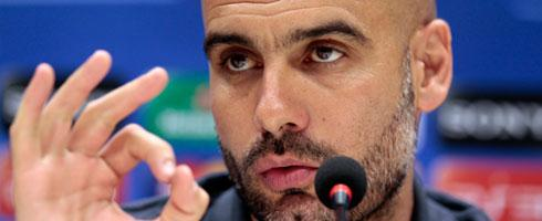 Гвардиола: «МЮ» или «Милан»? Не в этом году»