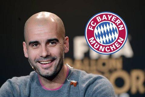 Pep set to take charge of Bayern Munich in July