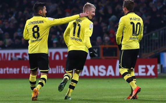 Man City to make a £50M bid for Dortmund duo
