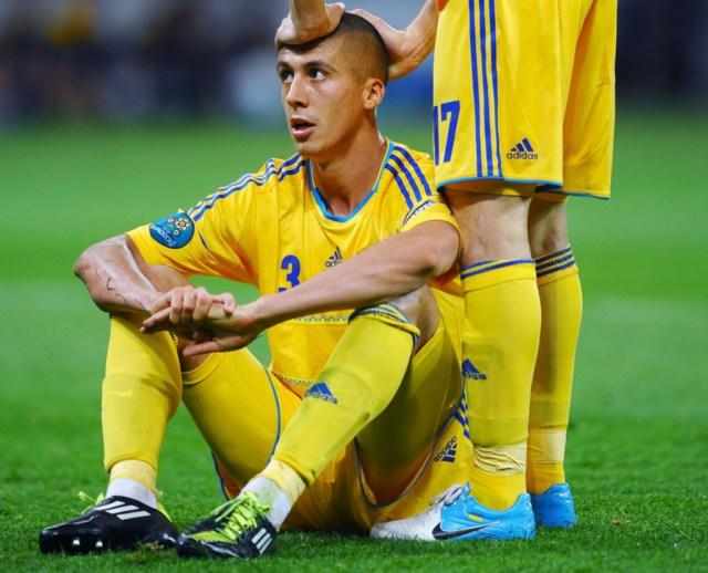 Евгений Хачериди: «Мяч пролетал и под ногой, и над ногой»
