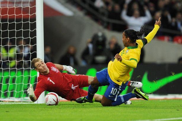 Товарищеский матч. Бразилия — Англия (ОНЛАЙН-ТРАНСЛЯЦИЯ!)