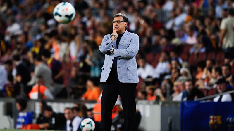 Мартино покинет «Барселону»?