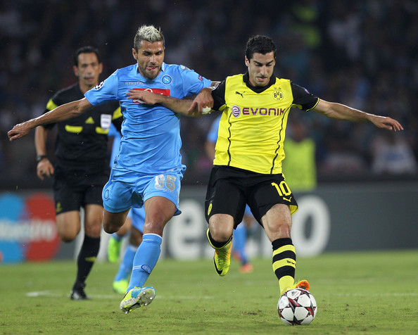 Champions League: Dortmund vs Napoli and more fixtures