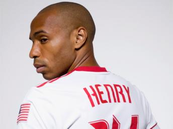 Arsenal considering appointment of Henry as a coach