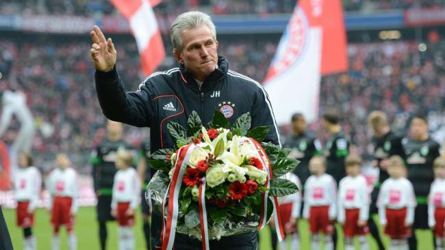 Немецкая Бундеслига, 23-й тур. «Бавария» — «Вердер» — 6:1.  «Подарок к юбилею»