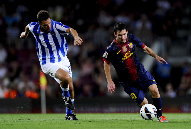 Испанская Ла лига. 6-й тур. «Барселона» — «Реал Сосьедад». Прогноз. «Спустя восемь месяцев после поражения»