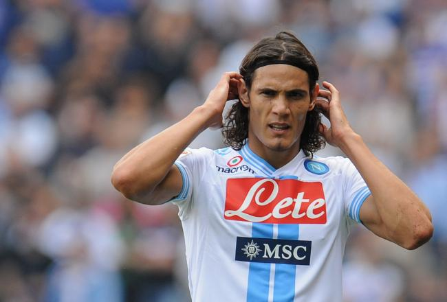 Cavani hints at possible La Liga move
