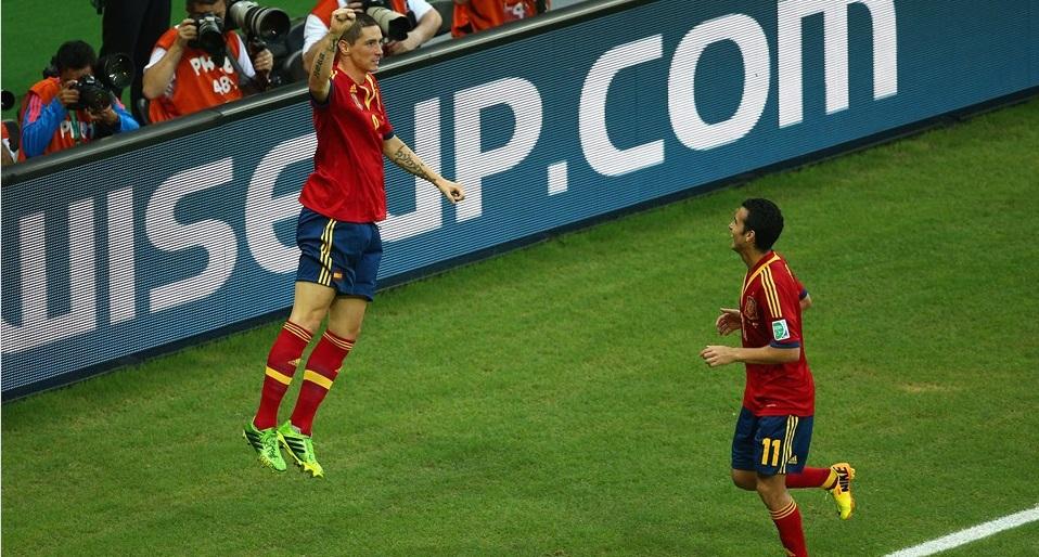 Кубок конфедераций. Испания — Италия. Онлайн-трансляция начнется в 23.00