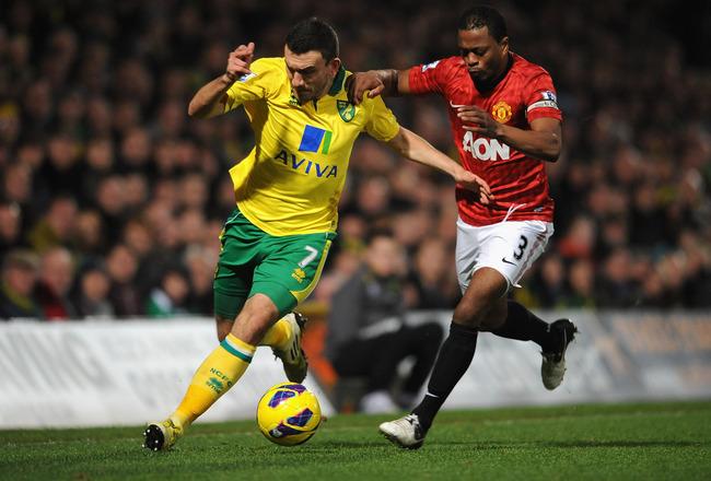 Английская Премьер-лига. «Норвич» — «Манчестер Юнайтед» — 0:1. Хроника вымученного успеха
