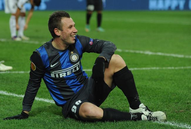 Cassano to extend contract with Inter