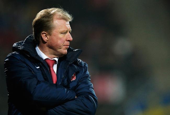 McClaren denies exit rumours