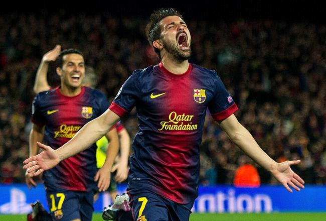 Champions League results: Barca stun Milan, Galatasaray march past Schalke