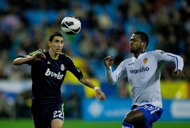 La Liga results: Zaragoza plays in a draw against Real Madrid