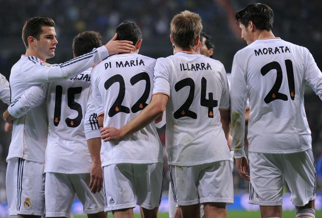 Испанская Ла лига. «Эспаньол» — «Реал» — 0:1. Хроника событий