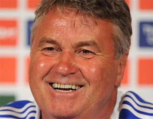 Гус Хиддинк доволен результатом матча с «Удинезе»