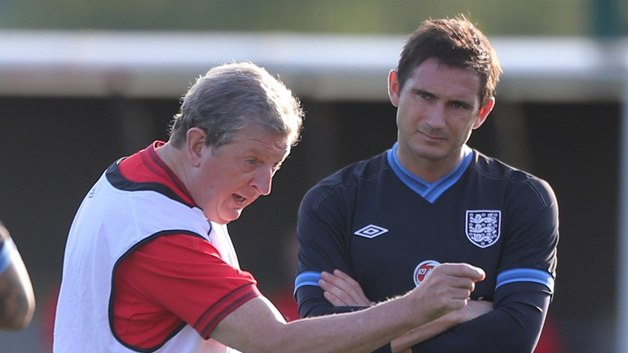Frank Lampard set to hold with Hodgson talks about his future