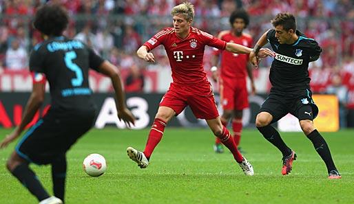 Немецкая Бундеслига, 11-й тур. «Хоффенхайм» — «Бавария». Прогноз. «В деревню за рекордом»