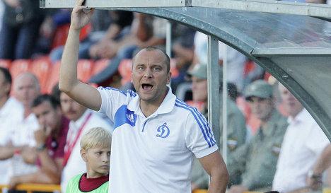 Дмитрий Хохлов: «Не получилось сыграть так, как мы хотели»