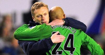Tim Howard: Everton need to hold onto Moyes