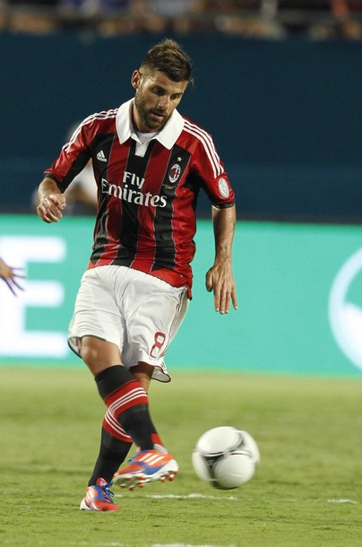Антонио Ночерино: «Милан» справится без Ибрагимовича и Силвы»