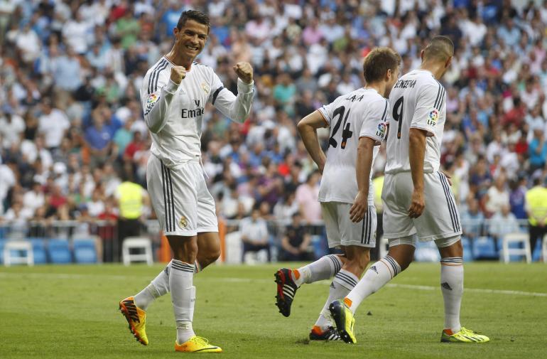 Испанская Ла лига. 6-й тур. «Эльче» — «Реал» — 1:2. Хроника вымученной победы