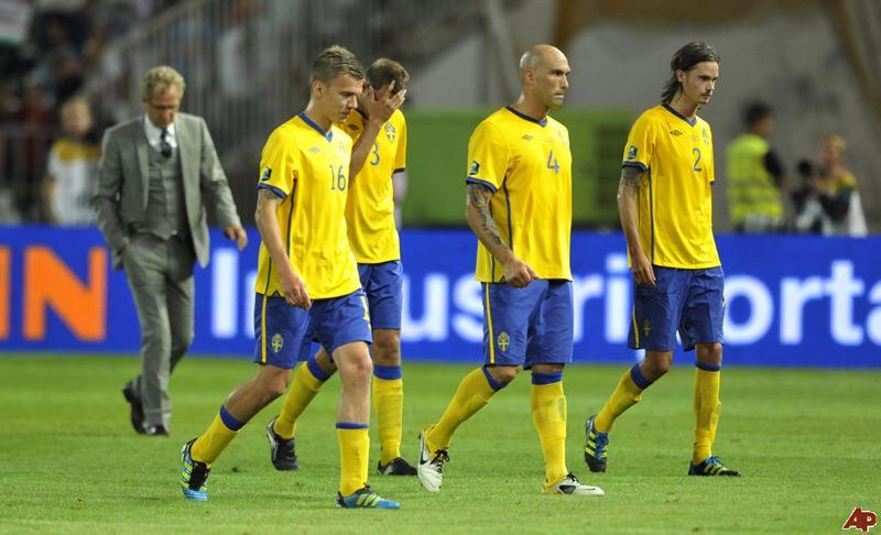 Чемпионат мира-2014. Швеция — Германия — 3:5. Хроника несгибаемого характера