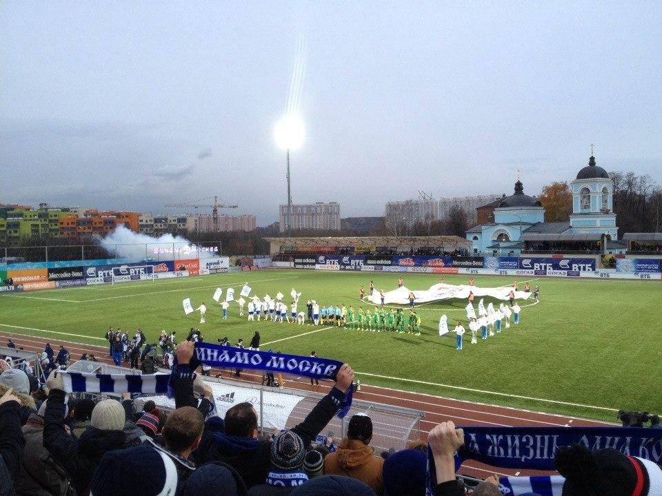 Вокруг матча «Динамо» — «Кубань». «Шоковая терапия»