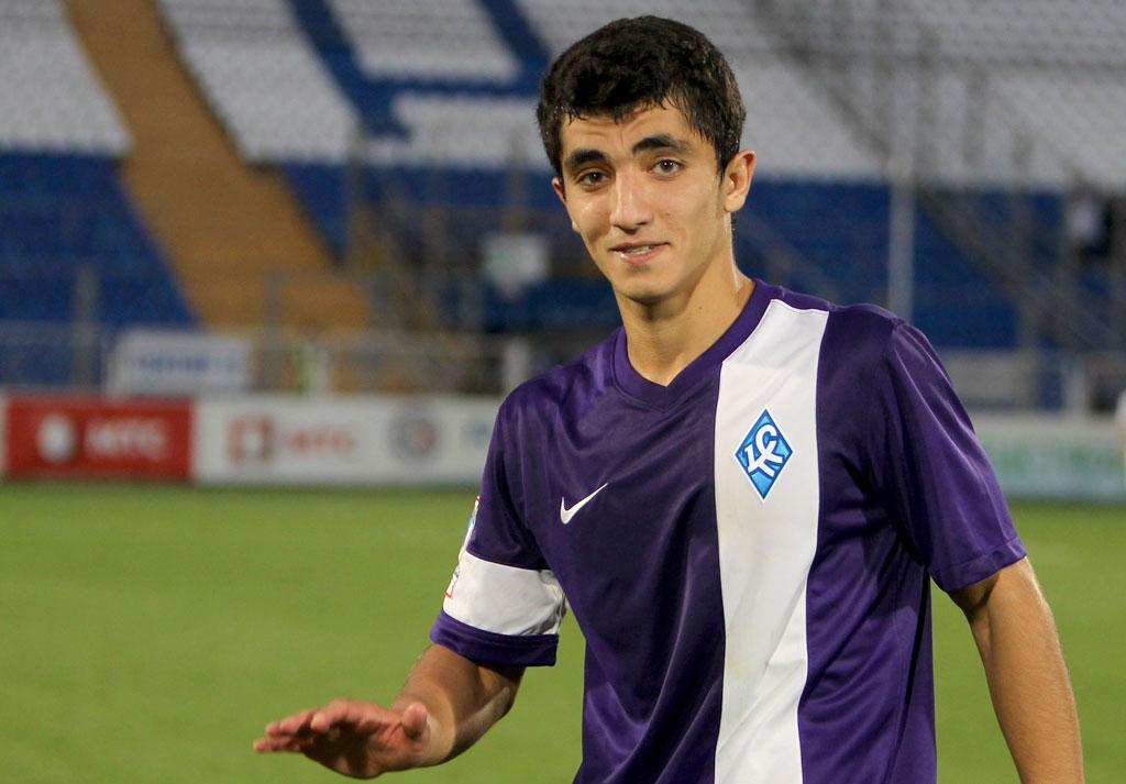 Ибрагим Цаллагов: «Как стал лучшим бомбардиром «Крыльев»? Получил мяч, ударил по воротам, забил гол — ничего особенного»