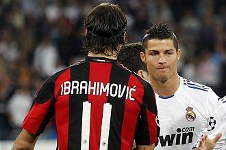 Ибрагимович: Роналду не заслуживает даже быть в тройке претендентов на Золотой мяч