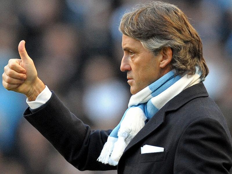 Роберто Манчини: «Юнайтед» фавориты Премьер-лиги»