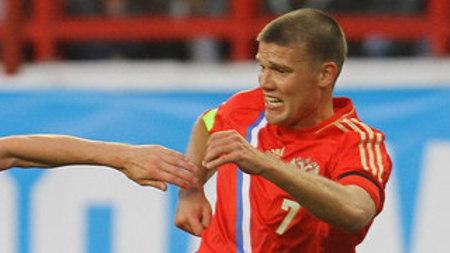 Английские клубы охотятся за Денисовым