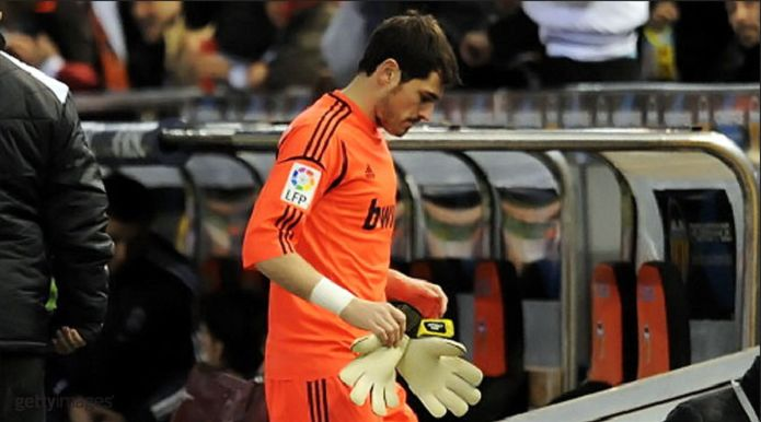 Casillas will return in March