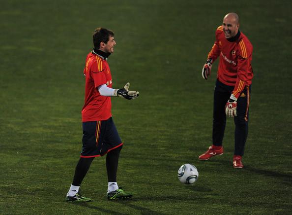 Икер Касильяс: «Не думаю, что пришло время покинуть «Реал»