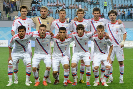 Сегодня состоится матч между молодежными сборными России и Польши