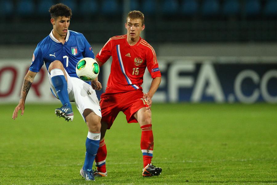 Евро-2013 (U-17). Финал. Италия — Россия — 0:0 (по пенальти — 4:5)