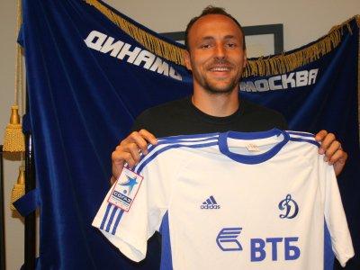 Шильденфельд перешел в «Динамо»