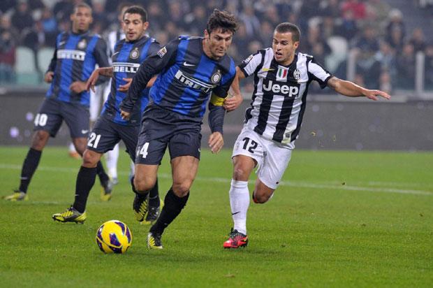 Итальянская Серия А. «Интер» — «Ювентус» — 1:1. Как это было