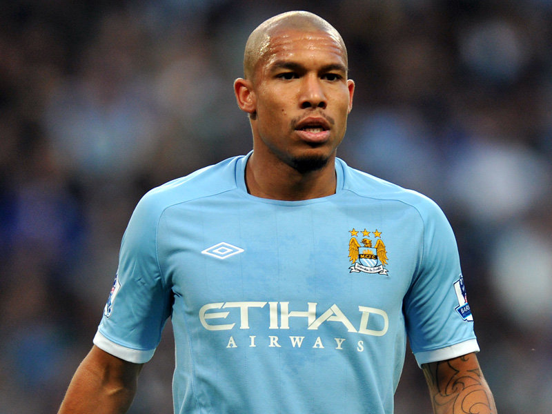 Nigel de Jong: 'The team is the most important thing right now''