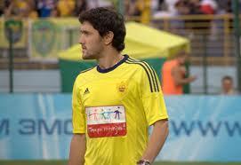 Жирков провел тренировку с «Анжи»