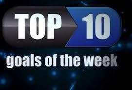 Топ-10 лучших голов недели