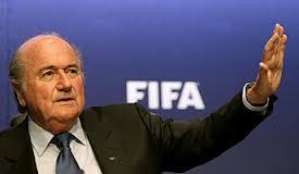 Йозеф Блаттер: «Золотой мяч ФИФА» в 2012 году должен получить испанец»