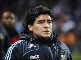 Марадона получил должность спортивного посла Дубая