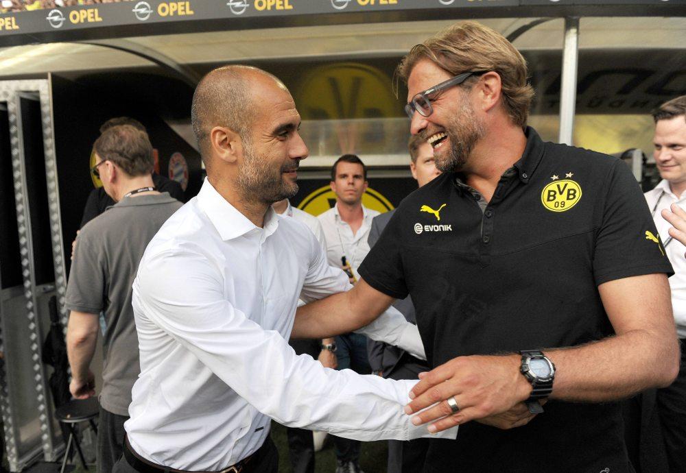 Юрген Клопп: «Бавария» — это команда, обладающая всеми видами оружия»