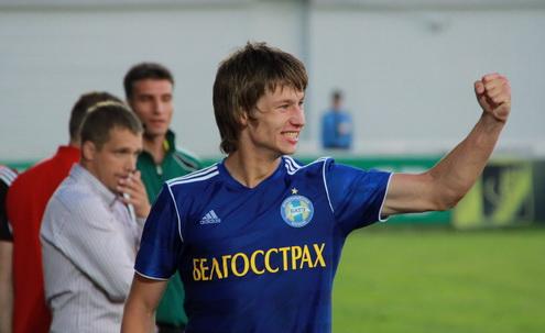 Дмитрий Бага пропустит до двух месяцев из-за травмы
